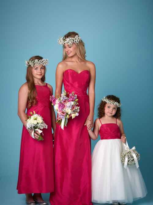 Amanda Wyatt 2194 Bridesmaid Dresses and Flower Girl Dresses
