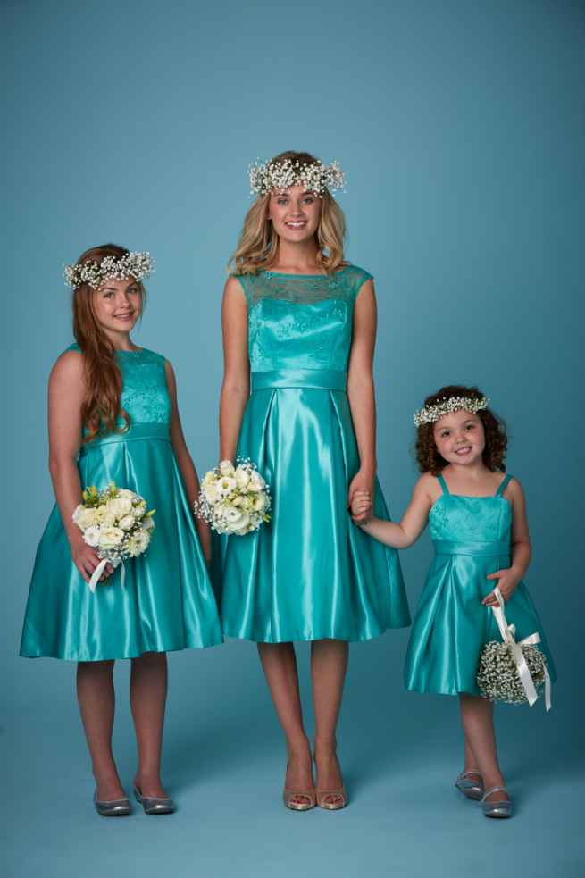 Amanda Wyatt 2264 bridesmaid dress and flower girl dress