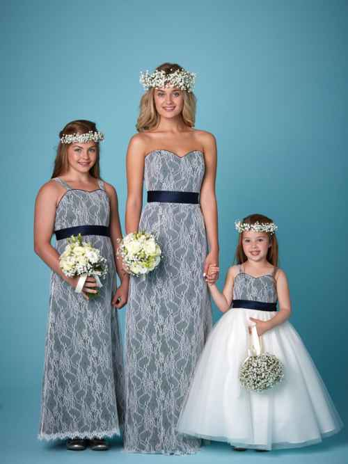 Amanda Wyatt 2257 bridesmaid dress and flowergirl dress Winchester, Hampshire, West Sussex, Wiltshire, Berkshire