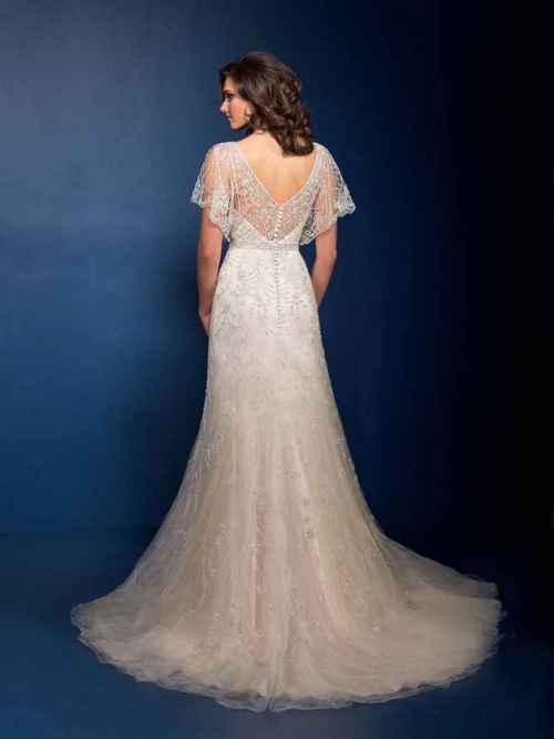 Jasmine Couture Wedding Dress T162067