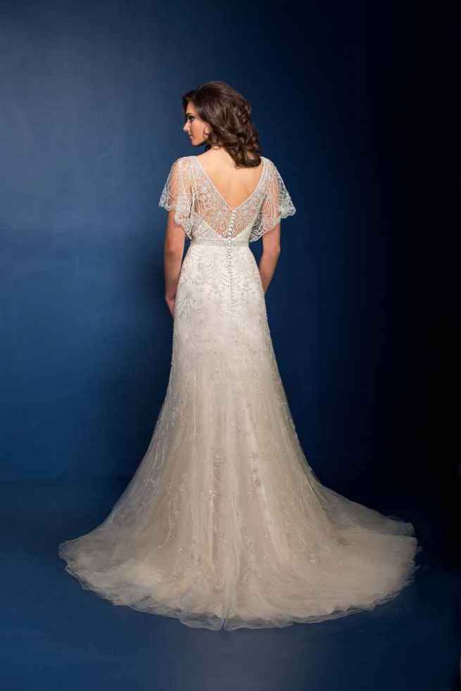Jasmine Couture Wedding Dress T162067