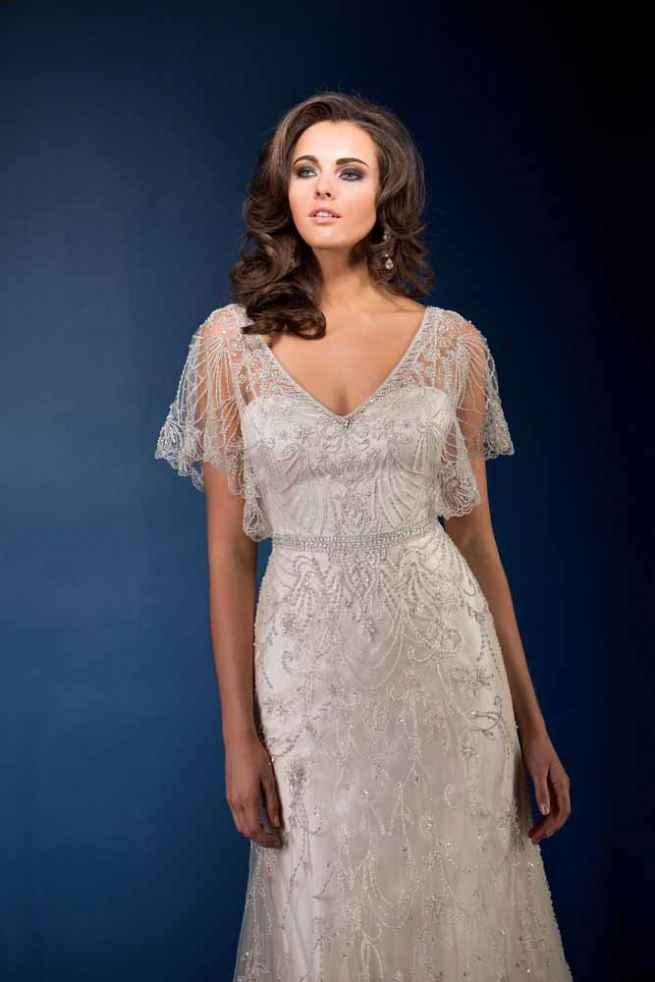 Jasmine Couture T162067 wedding dress
