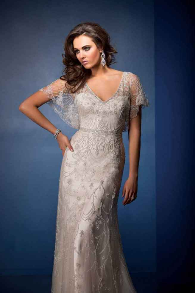 Jasmine Couture T162067 wedding dress