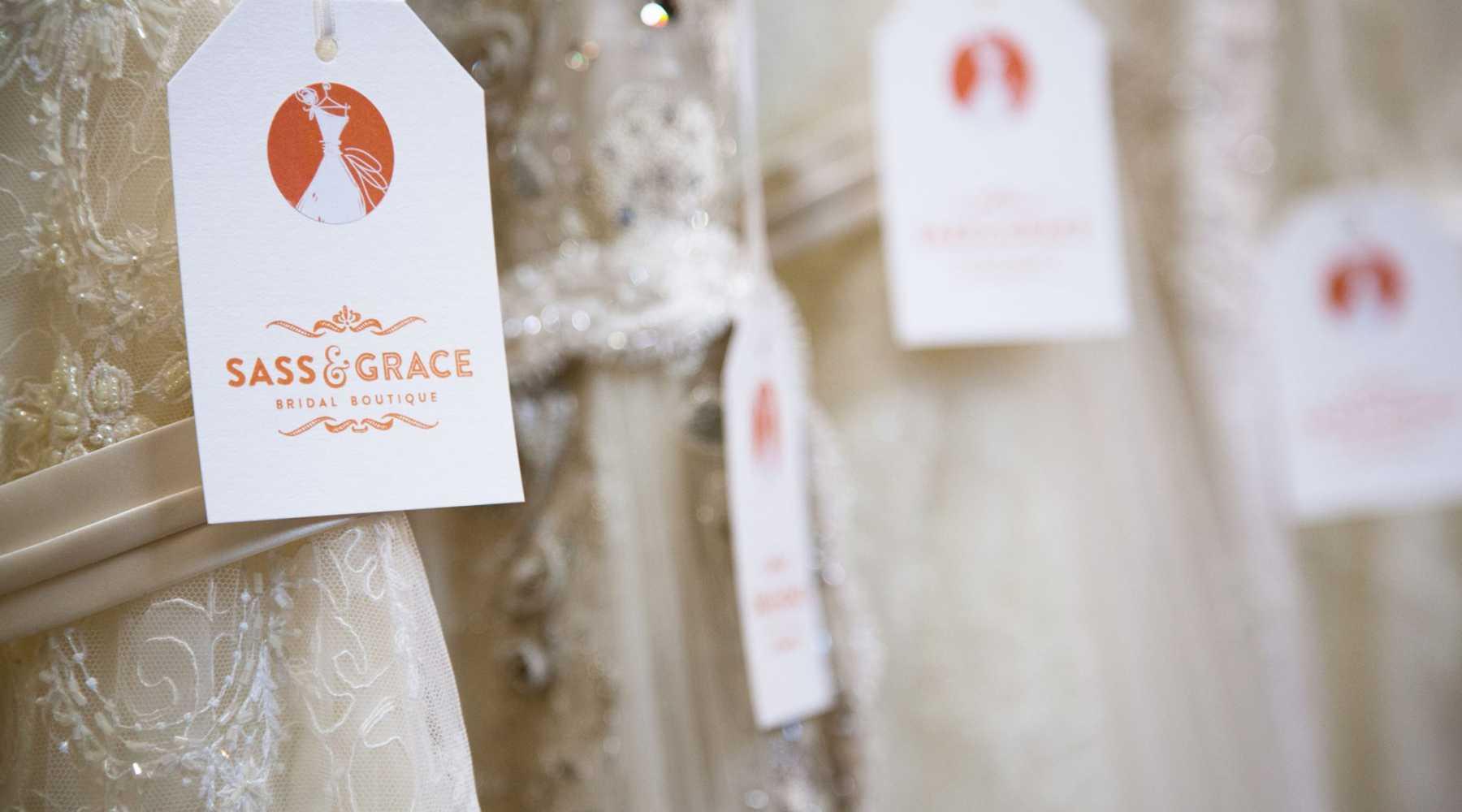 planning a wedding, sass & grace bridal boutique wedding dress winchester hampshire wedding dress tags