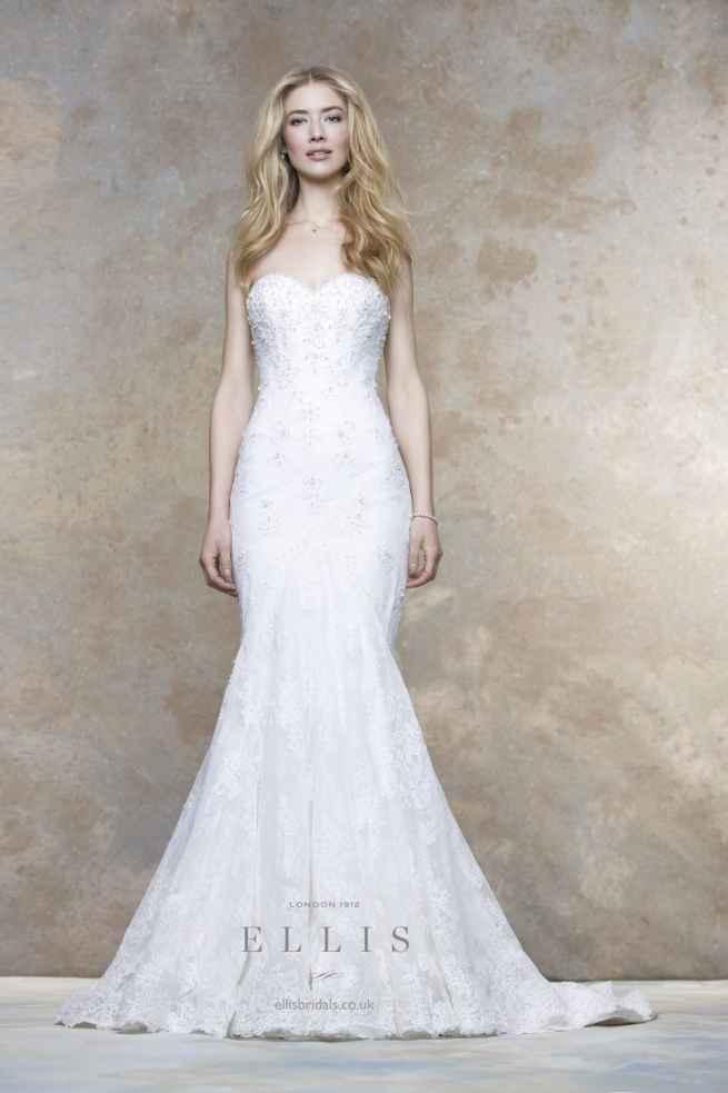Ellis 11441, Wedding Dress
