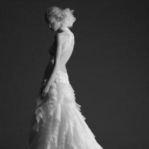 Hilana by Cymbeline Wedding Dress Best Bridal Boutique Winchester Hampshire Salisbury Wiltshire Dorset West Sussex Basingstoke Southampton Berkshire Reading Surrey