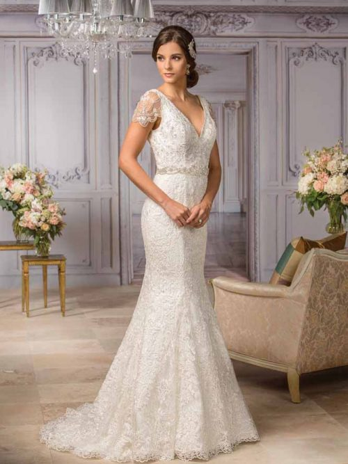 Jasmine Couture T182008 wedding dress