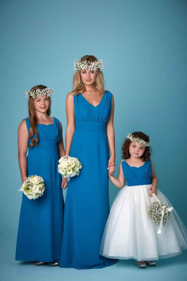 Amanda Wyatt 2259 bridesmaid dress and flower girl dress