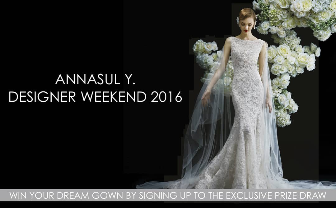 Annasul Y Designer Weekend bridal boutique hampshire winchester salisbury basingstoke southampton