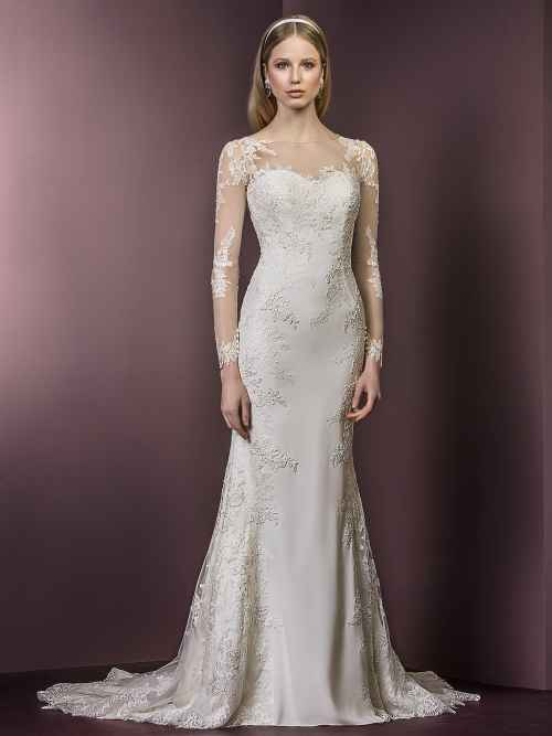 Ellis 11482 Wedding dress hampshire wiltshire dorset berkshire surrey west sussex bridal boutique