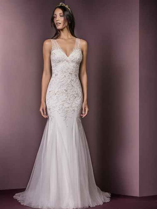 Ellis 12254 wedding dress hampshire bridal boutique