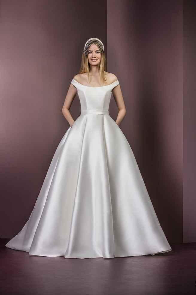 Ellis 19093 wedding dress hampshire bridal boutique