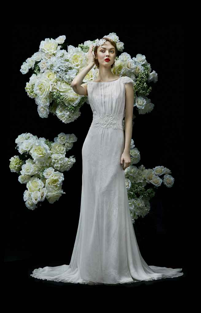 Balsam by Annasul Y Winchester bridal boutique Hampshire
