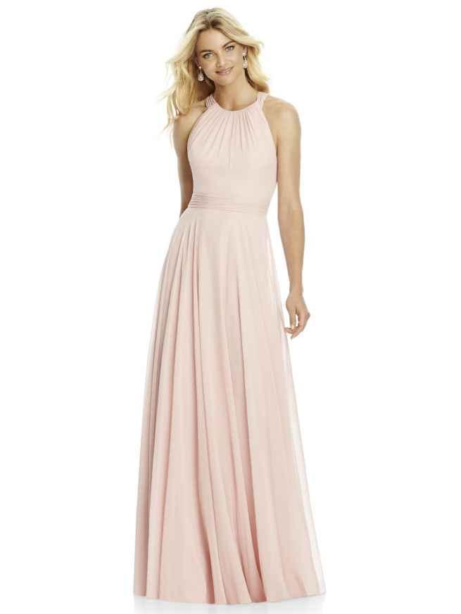 Dessy 6760 bridesmaid dress, hampshire bridal boutique winchester