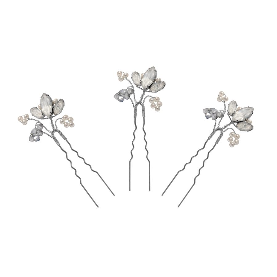 Hampton Hairpins by Victoria Fergusson , Winchester wedding dress shop, hampshire bridal boutique, berkshire, reading, newbury, salisbury, wiltshire, surrey, west sussex, dorset, bournemouth, southampton, portsmouth, basingstoke, andover, bournemouth, poole