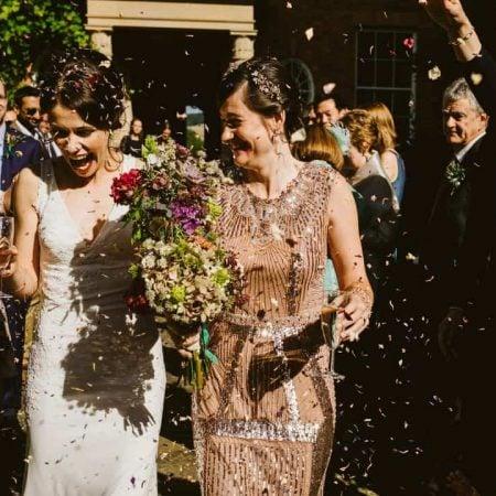 Samantha and Lauren's Wedding, Cymbeline, Winchester wedding dress shop, hampshire bridal boutique, berkshire, reading, newbury, salisbury, wiltshire, surrey, west sussex, dorset, bournemouth, southampton, portsmouth, basingstoke, andover, bournemouth, poole