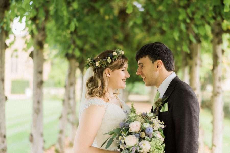 Charlotte and Matthew's wedding