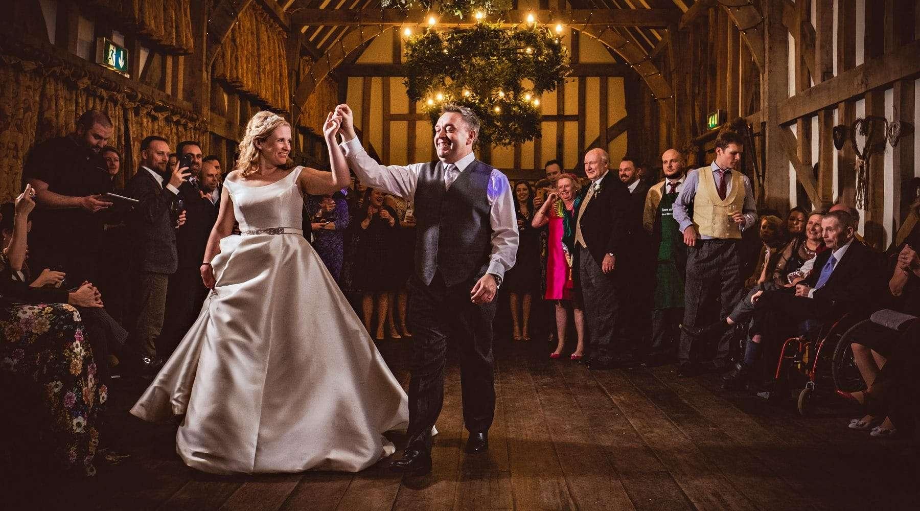 Lucy and Ian's Winter Wedding