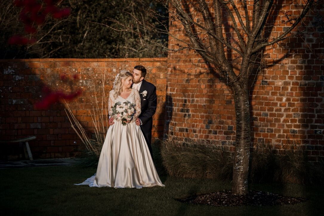 made to measure wedding dress