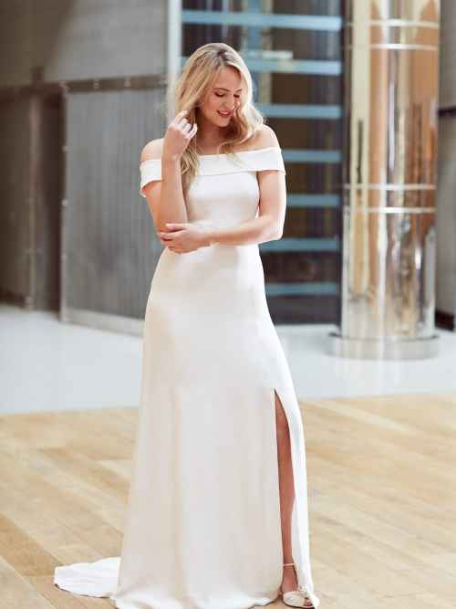 Bonni by Sabina Motasem, Sass & Grace Hampshire Bridal Boutique