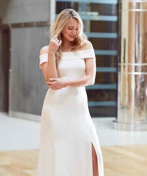 Bonni by Sabina Motasem, Sass & Grace Bridal Boutique Hampshire