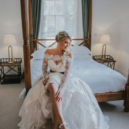 Lyn Ashworth Wedding Dress