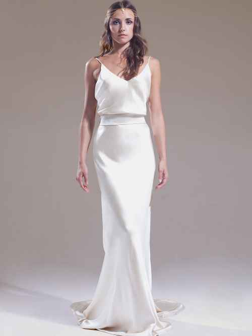 Elsa by Sabina Motasem, Sass & Grace Wedding Dress Shop Hampshire
