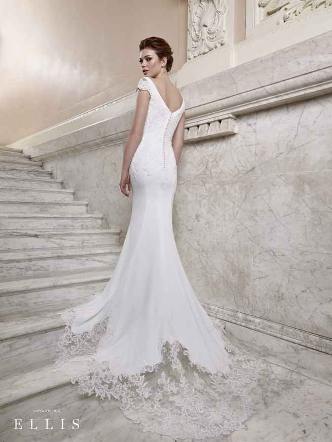 Ellis 17058, Sass & Grace Hampshire Bridal Boutique Winchester
