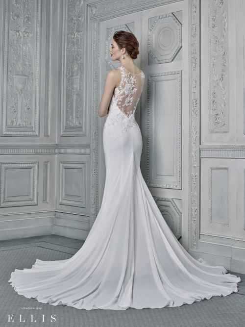 Ellis 18110 Sass & Grace Winchester Bridal Boutique Hampshire