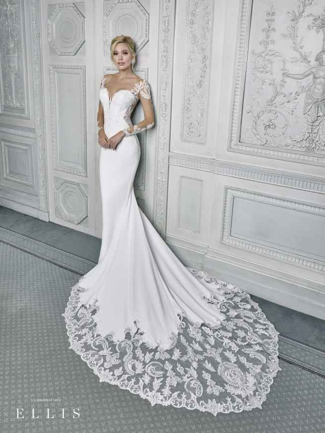 Ellis 18131 Sass & Grace Hampshire Bridal Boutique Winchester
