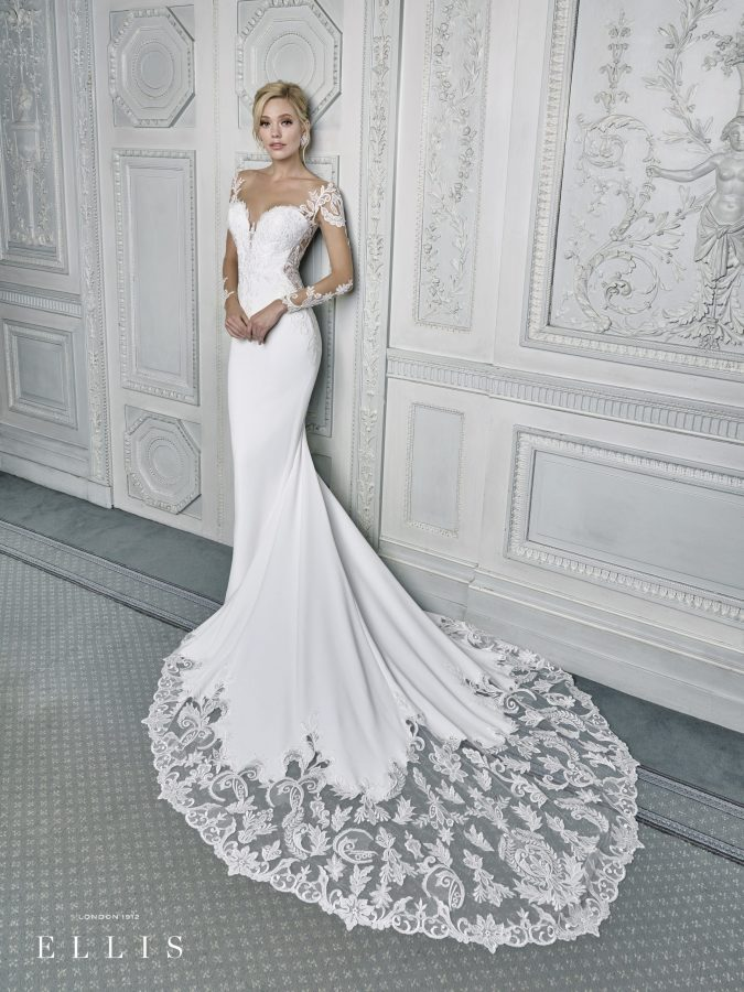 Ellis 18131 Sass & Grace Hampshire Bridal Boutique Winchester