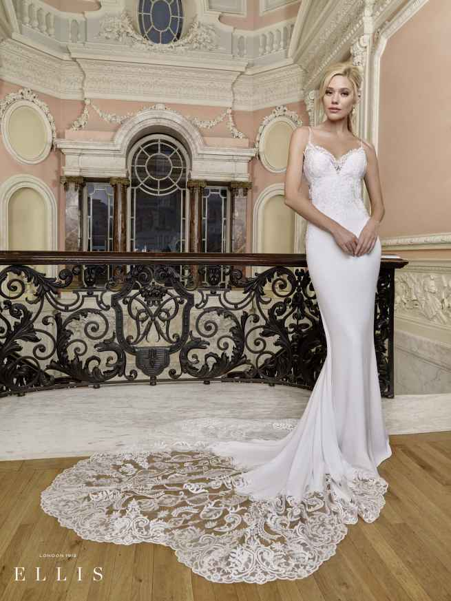 Ellis 18132 Sass & Grace Hampshire Bridal Boutique Winchester