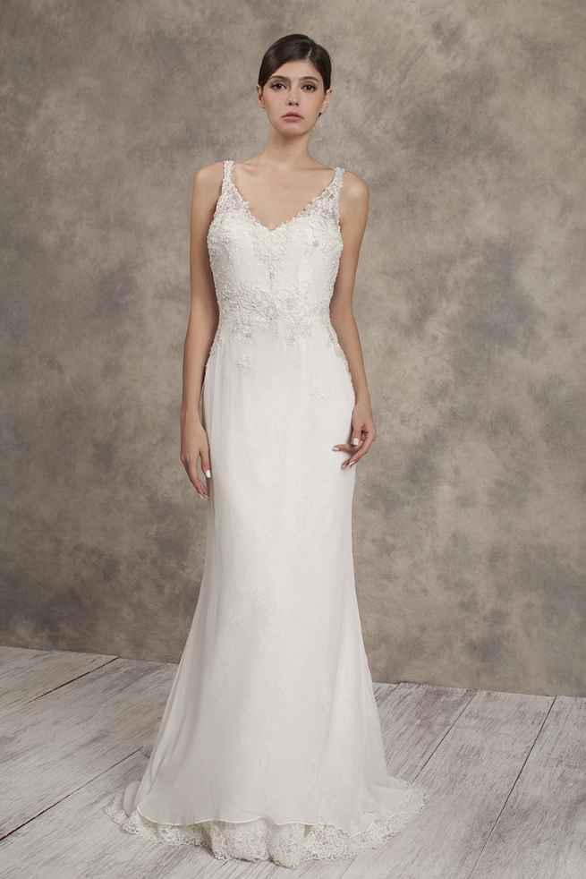 Gianna by Annasul Y, Sass & Grace Hampshire Bridal Boutique