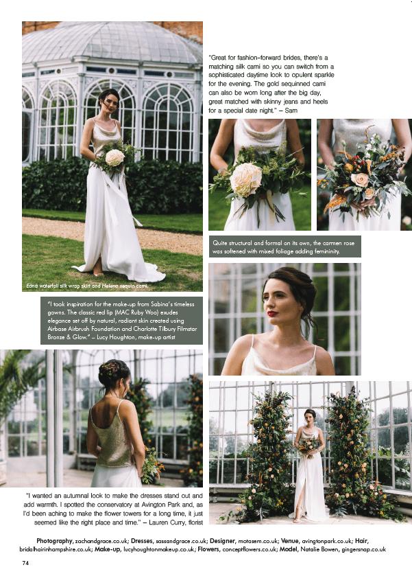 Your Hampshire & Dorset Wedding Magazine