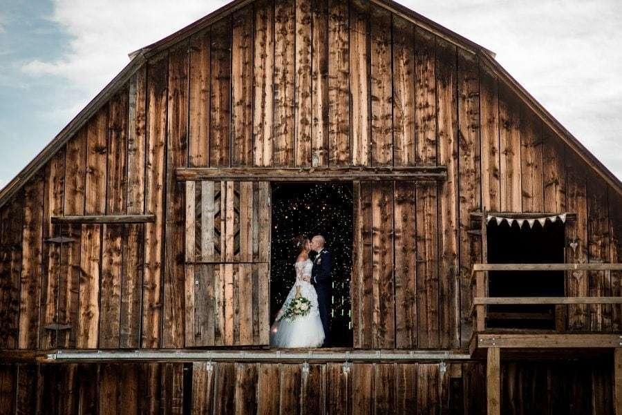 wedding on Colorado Ranch