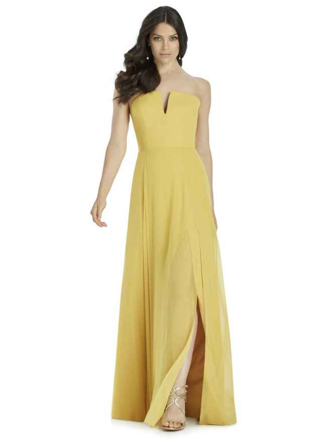 Dessy 3041 bridesmaid dress, Sass & Grace Hampshire Bridal Boutique
