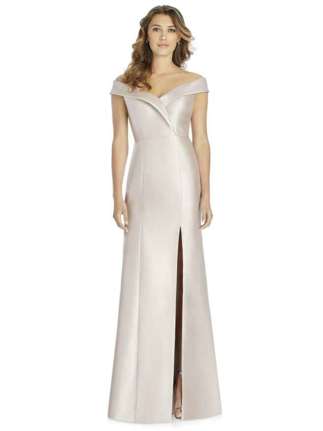 Dessy D760, Sass & Grace Hampshire Bridal Boutique