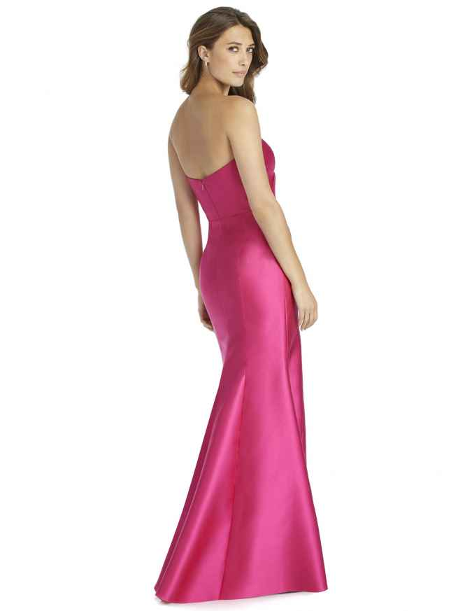 Dessy D762, Sass & Grace Hampshire Bridal Boutique