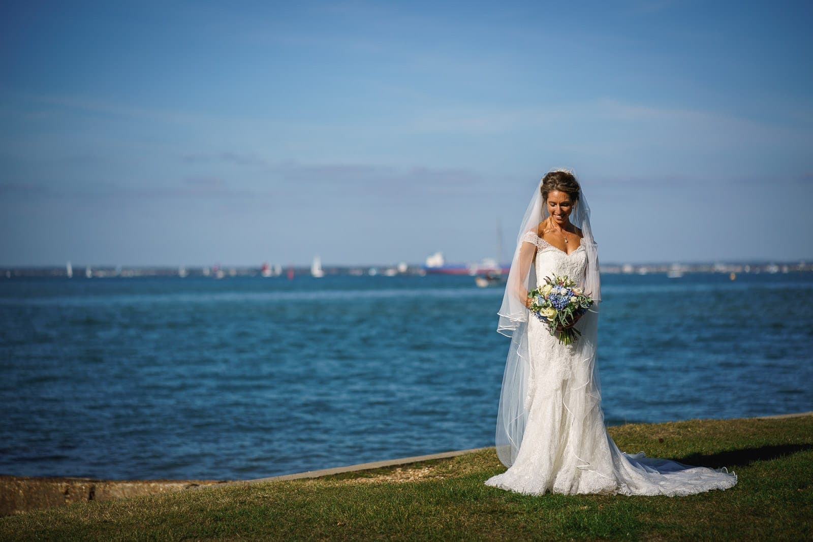 Wedding on Isle of Wight