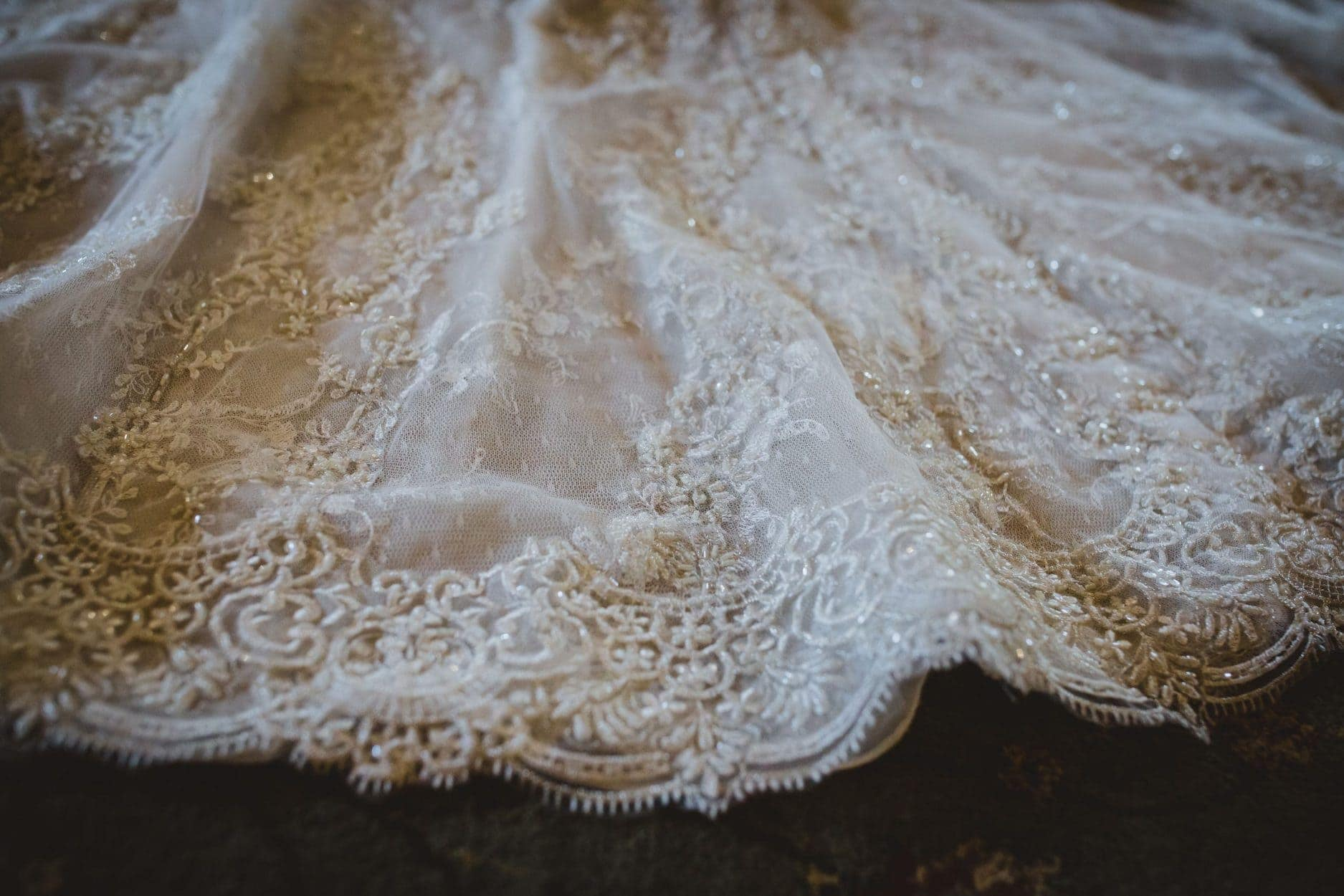 beaded lace detail on Vervain by Annasul Y.