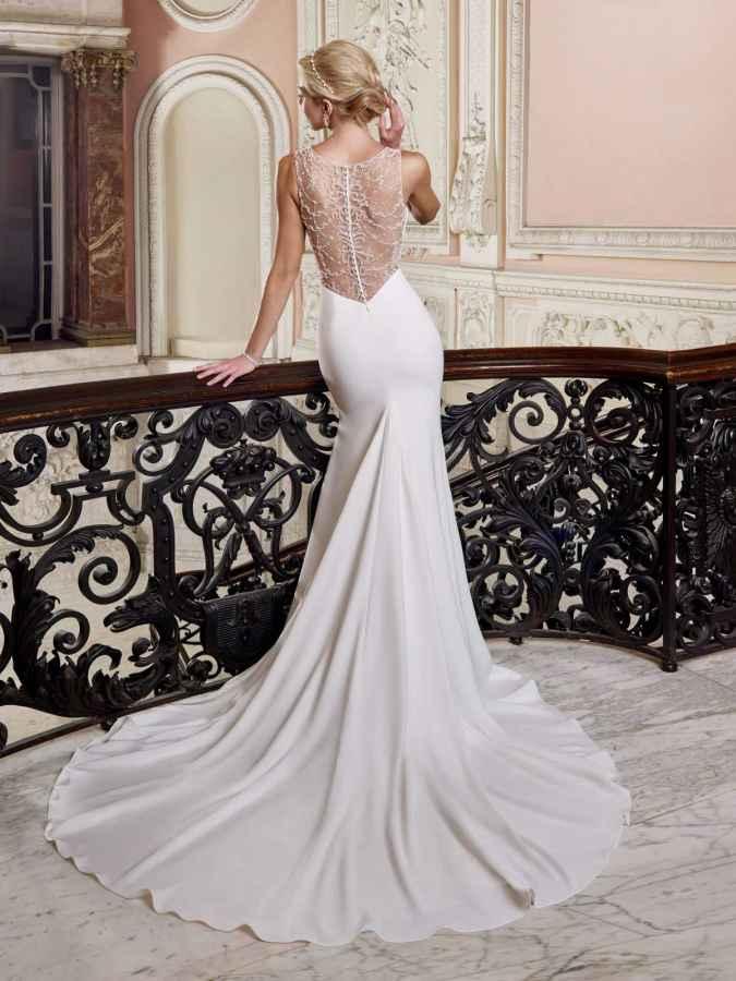 Ellis Bridals Gemma Back Wedding Dress