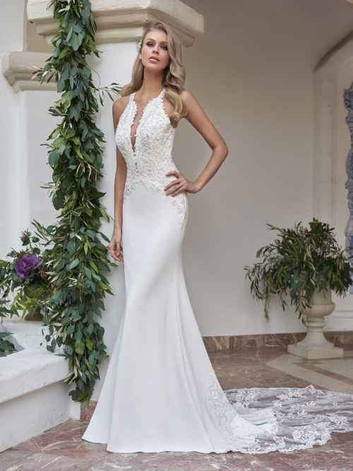 Jasmine Couture T202051 Front Wedding Dress