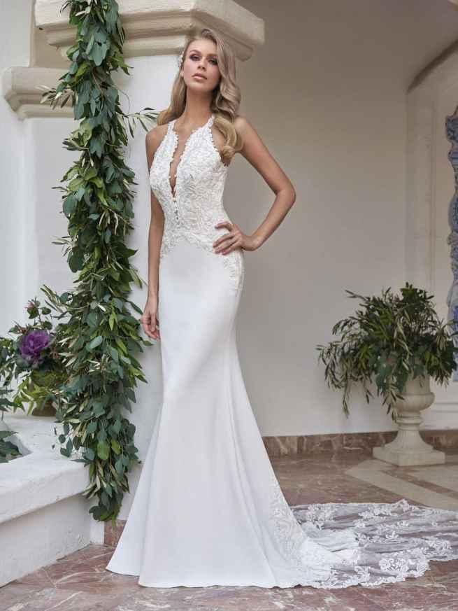 Jasmine Couture T202051 Front Wedding Dress