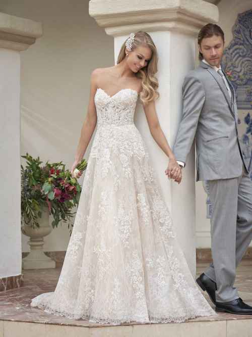 Jasmine Couture T202062 Front Wedding Dress