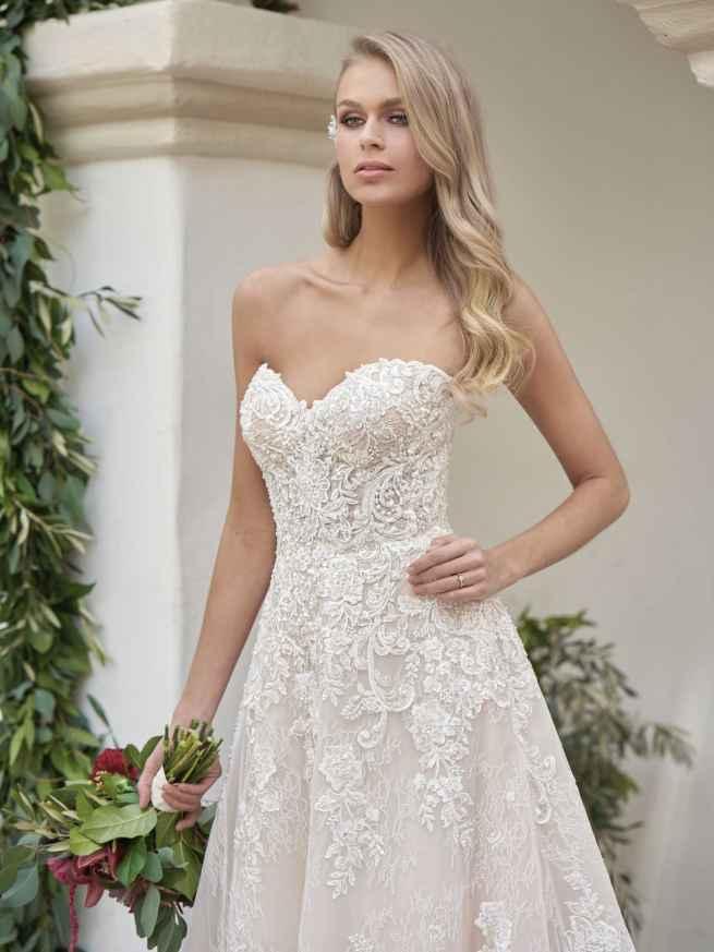 Jasmine Couture T202062 Front Wedding Dress
