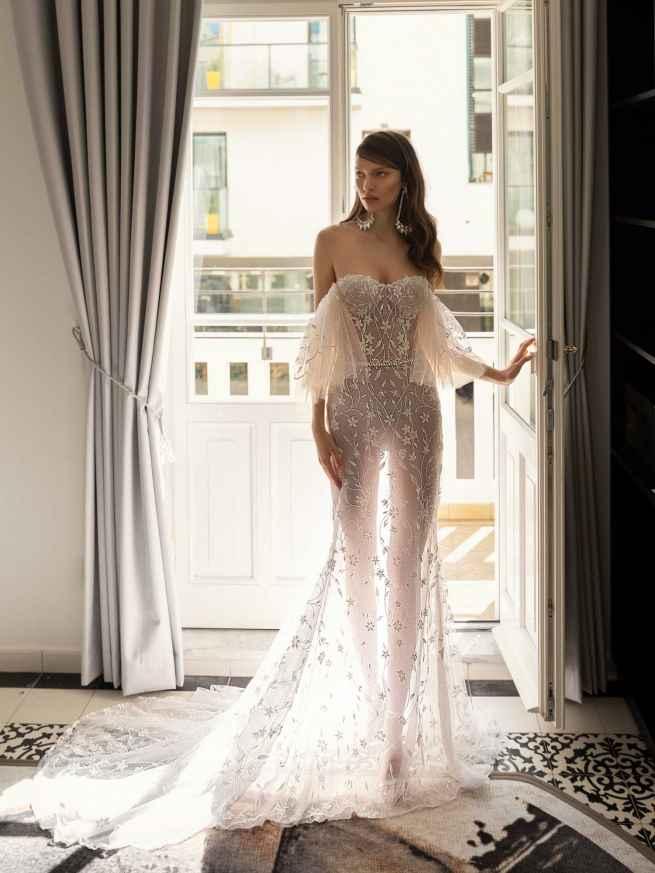 Julie Vino Kim 1756 Front Wedding Dress