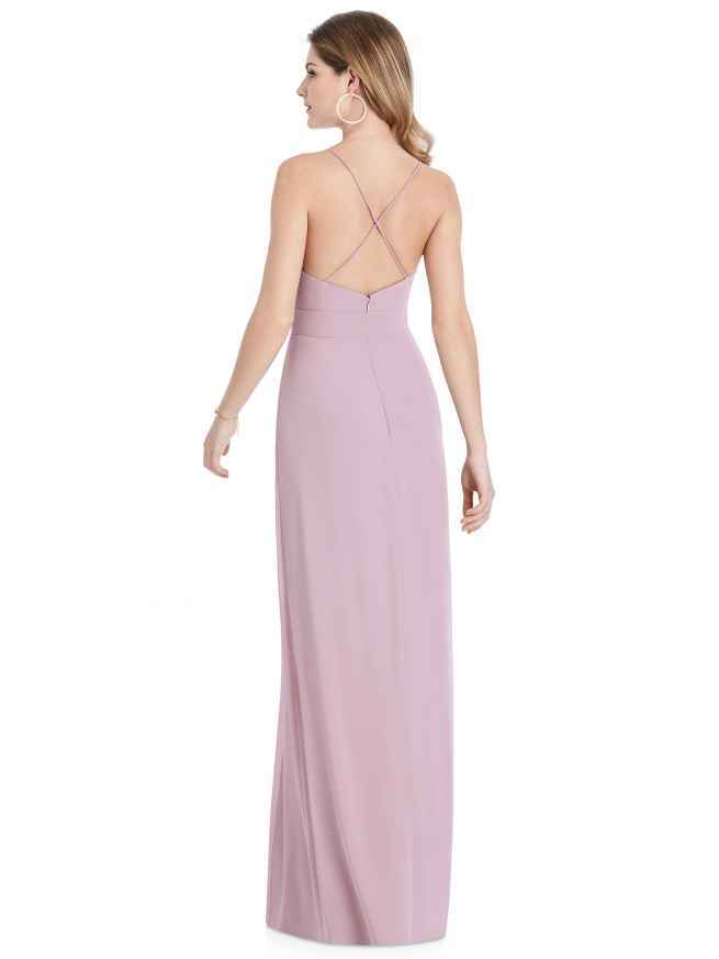 Dessy 1514 Rear Bridesmaids Dress Sass and Grace Bridal