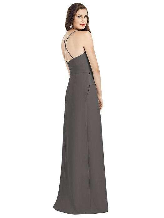 Dessy 3058 Rear Bridesmaids Dress Sass and Grace Bridal