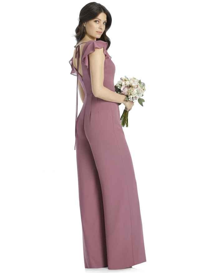 Dessy Adelaide 3047 Rear Bridesmaids Dress Sass and Grace Bridal
