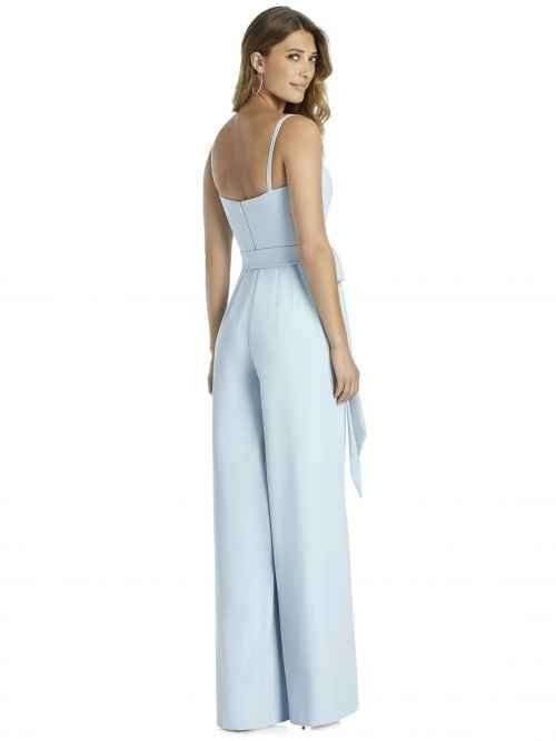 Dessy Alana 3045 Rear Bridesmaids Dress Sass and Grace Bridal